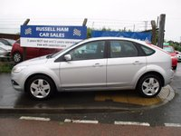 USED 2008 58 FORD FOCUS 1.6 STYLE 5d 100 BHP 6 stamps of service History . Finance Arranged & Credit Cards Accepted . Owners Handbook  . 1 Owner Car . New Mot & Full Service Done On Collection . 2 Years Free Mot & Full Service Included . Warranty Included . All Cars HPI Free