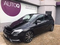 2013 MERCEDES-BENZ B CLASS 1.8 B180 CDI BLUEEFFICIENCY SPORT 5d 109 BHP £12995.00
