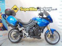USED 2007 07 TRIUMPH TIGER 1050 ABS  GOOD & BAD CREDIT ACCEPTED, OVER 300+ BIKES
