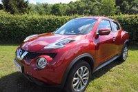 USED 2015 15 NISSAN JUKE 1.5 TEKNA DCI 5d 110 BHP 360 CAMERA-LANE CHANGE-NAV Full Service History & just Serviced. 360 deg Front and Rear Parking Camera, Lane Change Warning with Cruise Control, Heated Leather Seats, Colour Sat Nav