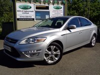 USED 2011 61 FORD MONDEO 2.0 TITANIUM X 5d 144 BHP **VEHICLE AT OUR UGBOROUGH  BRANCH**