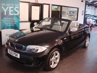 2012 BMW 1 SERIES 2.0 118D EXCLUSIVE EDITION 2d 141 BHP £12995.00