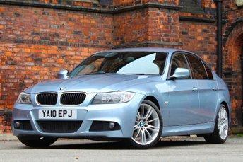 2010 BMW 3 SERIES 2.0 320d M Sport Business Edition 4dr £8977.00