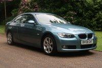 2008 BMW 3 SERIES 2.0 320I SE 2d AUTO 168 BHP £6000.00