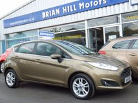 USED 2014 14 FORD FIESTA 1.6 ZETEC 5d AUTOMATIC