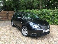 2012 SEAT IBIZA 1.2 CR TDI ECOMOTIVE SE 5d 74 BHP £5489.00