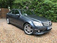 2009 MERCEDES-BENZ C CLASS 2.1 C220 CDI SPORT 4d AUTO 168 BHP £9489.00