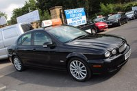 USED 2009 09 JAGUAR X-TYPE 2.0 S 4d 129 BHP