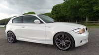 USED 2010 60 BMW 1 SERIES 2.0 116D M SPORT 3d 114 BHP AA MECHANICAL INSPECTION REPORT, ALLOYS, AIR-CON, PARKING SENSORS, 2 X KEYS, CD, ABS, REMOTE LOCKING