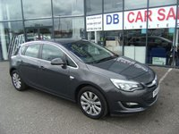 USED 2014 14 VAUXHALL ASTRA 2.0 ELITE CDTI S/S 5d 163 BHP £0 DEPOSIT, LOW RATE FINANCE ANYONE, DRIVE AWAY TODAY!!