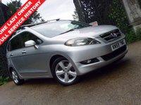 2009 HONDA FR-V 2.2 I-CTDI EX 5d 140 BHP £6999.00