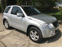 2009 SUZUKI GRAND VITARA 1.6 VVT PLUS 3d 105 BHP £3795.00