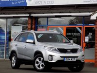 USED 2014 14 KIA SORENTO 2.2 CRDi KX-2 Sat Nav AUTOMATIC (194) * 7 Seater & Leather * *ONLY 9.9% APR with FREE Servicing*