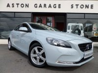 USED 2013 13 VOLVO V40 1.6 D2 ES NAV ** LEATHER * PANORAMIC ROOF * CAMERA * SAT NAV ** ** F/S/H * PAN ROOF * NAV **