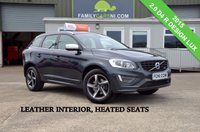USED 2015 VOLVO XC60 2.0 D4 R-DESIGN LUX 5d 178 BHP  *FROM £249 MONTHLY*