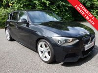 USED 2012 62 BMW 1 SERIES 2.0 118D M SPORT 5d 141 BHP