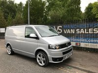 2015 VOLKSWAGEN TRANSPORTER 2.0 T28 TDI AIR CON SPORTLINE STYLING PACK  £14995.00