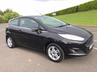 USED 2014 FORD FIESTA 1.5 ZETEC S TDCI 3d 74 BHP EXCELLENT ALL ROUND CONDITION