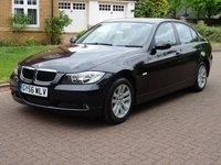 2006 BMW 3 SERIES 2.0 318I SE 4d AUTO 128 BHP £4500.00