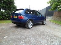 """USED 2006 BMW X5 3.0 D SPORT EDITION 5d AUTO 215 BHP SAT NAV. 20"""" UPGRADE ALLOYS, FANTASTIC CONDITION, JUST SERVICED, NEW DISKS AND PADS"""