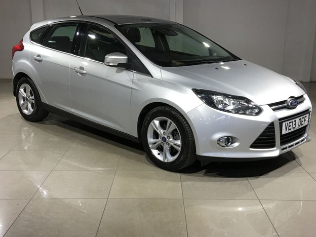 View our 2013 13 FORD FOCUS 1.6 ZETEC TDCI 5d 113 BHP