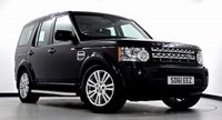 USED 2011 61 LAND ROVER DISCOVERY 4 3.0 SD V6 XS 4x4 5dr Auto [8] **Full L/Rover Service Record*
