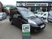 2015 TOYOTA PROACE 2.0 L2H2 HDI 1200 LWB HI ROOF 128 BHP WITH FSH 1 OWNER £10995.00