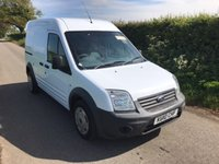 2010 FORD TRANSIT CONNECT T230 HR £3995.00