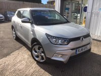 USED 2015 15 SSANGYONG TIVOLI 1.6 EX 5d 126 BHP