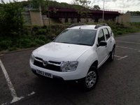 2013 DACIA DUSTER 1.5 AMBIANCE DCI 5d 107 BHP £7495.00