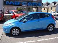 USED 2011 11 FORD FIESTA 1.2 ZETEC 3d 81 BHP ONLY 32000 MILES FROM NEW