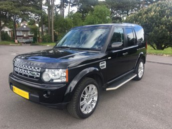 2012 LAND ROVER DISCOVERY 3.0 4 SDV6 HSE 5d AUTO 255 BHP £22950.00