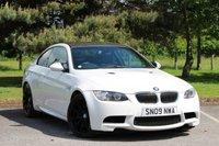 2009 BMW M3 4.0 M3 2d 415 BHP £21980.00