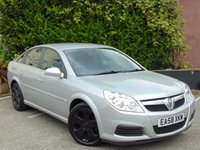 USED 2008 58 VAUXHALL VECTRA 1.9 EXCLUSIV CDTI 8V 5d  **BLACK ALLOY WHEELS**