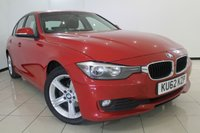 USED 2012 62 BMW 3 SERIES 2.0 318D SE 4DR AUTOMATIC 141 BHP BMW SERVICE HISTORY + 0% FINANCE AVAILABLE T&C'S APPLY + CLIMATE CONTROL + PARKING SENSOR + BLUETOOTH + CRUISE CONTROL + 17 INCH ALLOY WHEELS