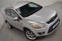 USED 2011 61 FORD KUGA 2.0 TITANIUM TDCI 2WD 5d 138 BHP
