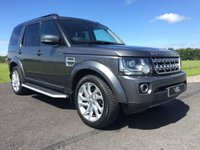 USED 2014 64 LAND ROVER DISCOVERY 3.0 SDV6 HSE 5d AUTO 255 BHP