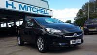 USED 2015 15 VAUXHALL CORSA 1.4 EXCITE AC ECOFLEX 3d 89 BHP Family Run Business 40 Years