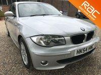 2005 BMW 1 SERIES 2.0 120D SE 5d 161 BHP £2790.00
