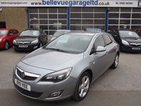 USED 2011 11 VAUXHALL ASTRA 1.4 SRI 5d 98 BHP WELL SPECKED FAMILY CAR