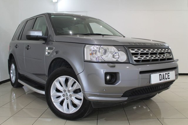 View our 2012 12 LAND ROVER FREELANDER 2.2 SD4 XS 5DR AUTOMATIC 190 BHP