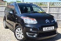 USED 2010 10 CITROEN C3 PICASSO 1.6 PICASSO EXCLUSIVE HDI 5d 90 BHP Free 12  month warranty