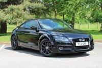 2011 AUDI TT 2.0 TFSI SPORT 2d 211 BHP £11480.00