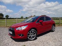 2013 CITROEN DS4  1.6 e-HDi Airdream DStyle EGS6 Automatic 5d  £7490.00
