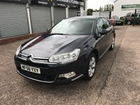USED 2008 58 CITROEN C5 2.0 VTR PLUS HDI 4d 138 BHP This vehicle has just arrived and is awaiting full preparation.