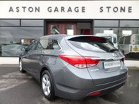 USED 2013 13 HYUNDAI I40 1.7 CRDI ACTIVE BLUE DRIVE ** FSH ** ** F/S/H * £30 ROAD TAX **