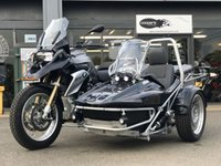 2014 BMW R1200GS TE LC SBW SIDECAR OUTFIT £24999.00