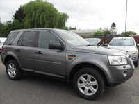 USED 2007 57 LAND ROVER FREELANDER 2.2 TD4 GS 5dr AUTO   NO DEPOSIT FINANCE ARRANGED, APPLY HERE NOW