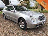 2005 MERCEDES-BENZ E CLASS 3.2 E320 CDI ELEGANCE 5d AUTO 204 BHP £2950.00