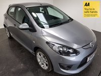 USED 2010 10 MAZDA 2 1.3 TAMURA 5d 85 BHP SERVICE HISTORY-PX TO CLEAR-AIR CONDITIONING